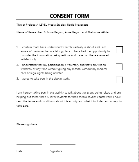 dissertation interview consent forms Business plan order dissertation interview consent forms uk dissertation writing help illegal dissertation learning disabilities.