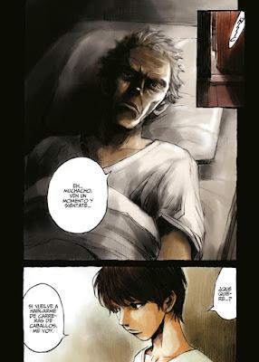 Review del manga Reverberación Vol.1 de Tsutomu Takahashi - Norma Editorial