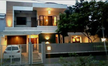Et.01.2021 Rumah Second dlm komp Jatiwaringin Antilop strategis di Jatiwaringin Bekasi