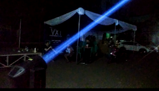jasa backdrop lighting event gathering puncak bogor sentul
