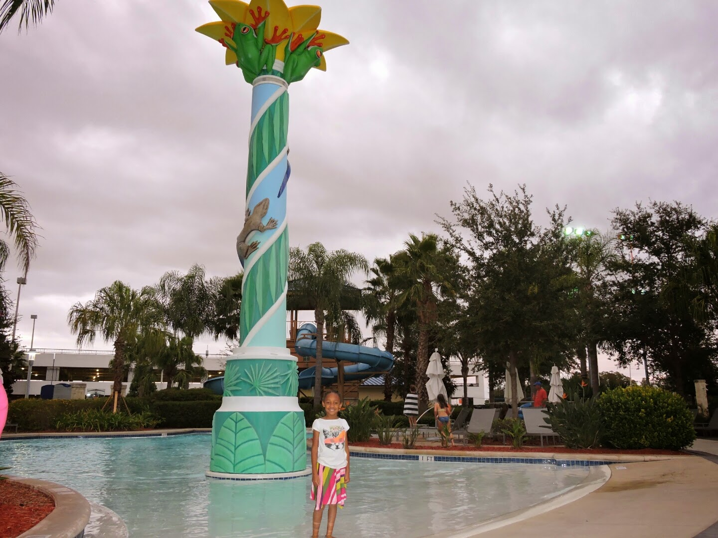 Our Time at the Hilton Orlando Hotel and Review #HiltonOrlando via www.productreviewmom.com