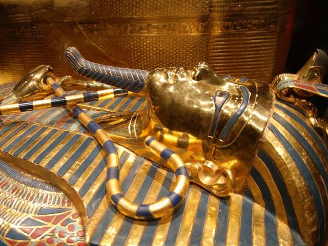 Ya podrás conocer las antigüedades egipcias desde tu casa
