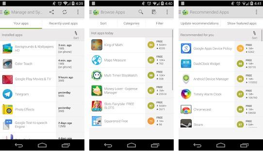 متجر App Brain لتحميل التطبيقات والالعاب المدفوعة مجانا للاندرويد