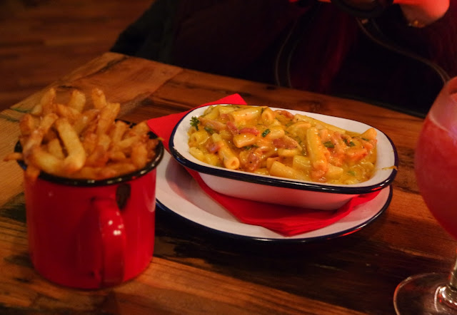 Canteen and Cocktails - Norton Restaurant Review Teesside Mac and Cheese