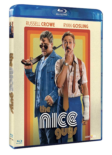 The Nice Guys Home Video