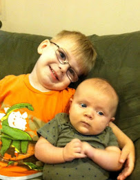 My two precious grandsons!
