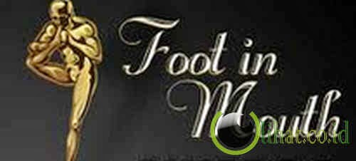 The Foot In Mouth Award