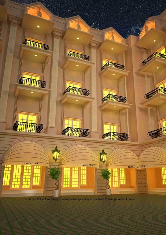 Bella Hotel by Simply Maven berlokasi di pusat kota Surabaya