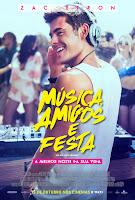 Música, Amigos e Festa – Dublado
