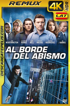 Al borde del abismo (2012) 4k BDRemux HDR Latino – Ingles