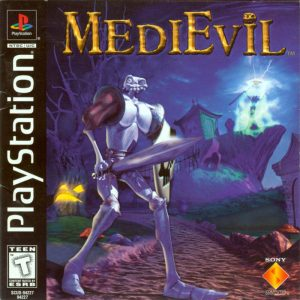 Download  Medievil - Torrent (Ps1)