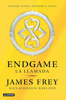Endgame. La Llamada 1, James Frey