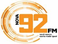 Rádio Nova 92 FM 92,7 - Teresina / PI