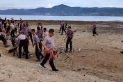 Cegah Covid -19, Kapolda Maluku Pimpin Langsung Giat Bersih-bersih