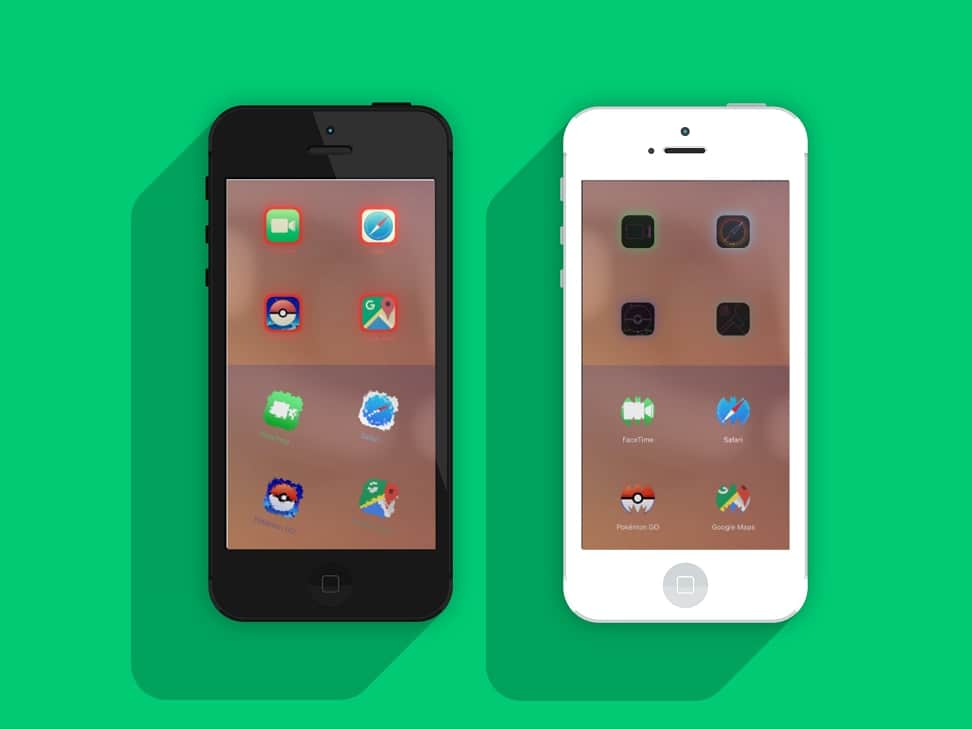 Want to customize standard SpringBoard/Homescreen iCons in iOS 10/9? Well iConizer is a jailbreak tweak which gives you full control over the SpringBoard iCons