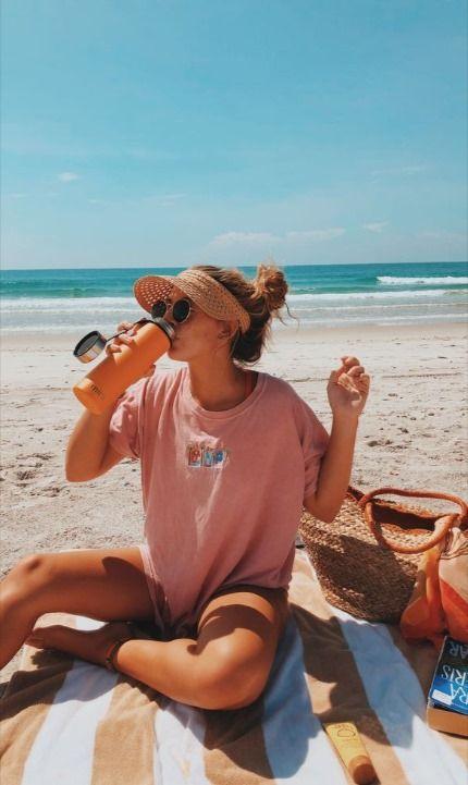 20 looks estilosos para usar na praia