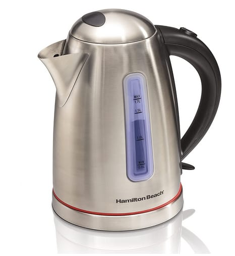 Hamilton Beach 40988 Cordless Electric Tea Kettle