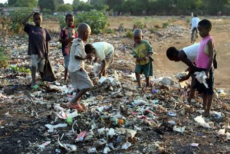 What are the main causes of poverty in India