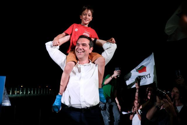 Αλέξης Τσίπρας: Νίκη για κυβέρνηση με προοδευτικό πρόσημο – VIDEO