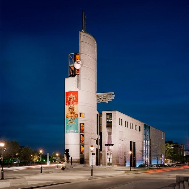 Musée d'Archéologie et d'Histoire Pointe-à-Callière em Montreal