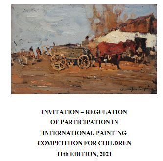 Goleti Museum International Painting Competition - 11th edition (2021)