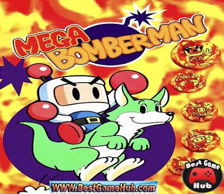 Mega Bomberman Full Version PC Game Free Download