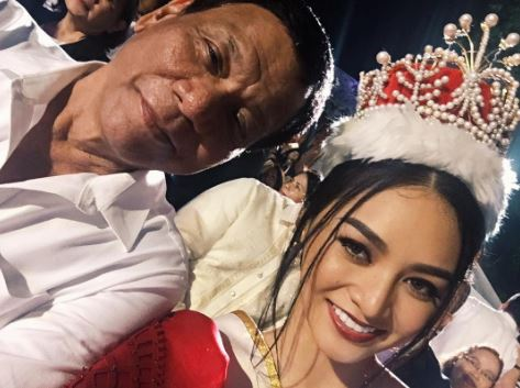 Kylie And Duterte's Second Selfie Triggers Mixed Reactions From Netizens! Find Out What They Had To Say!