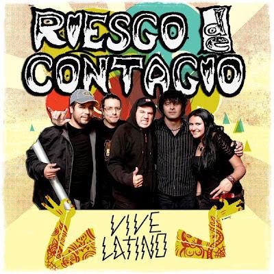 Riesgo De Contagio - Vive Latino 2012 (2012)