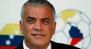Richard Páez, solicitó a la Fifa la intervención de la Federación Venezolana de Fútbol
