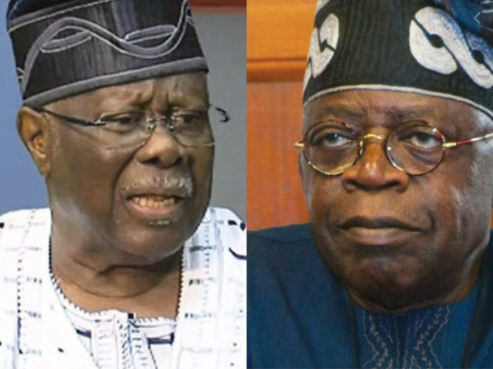 Days after slamming Ambode, Bode George comes for Tinubu