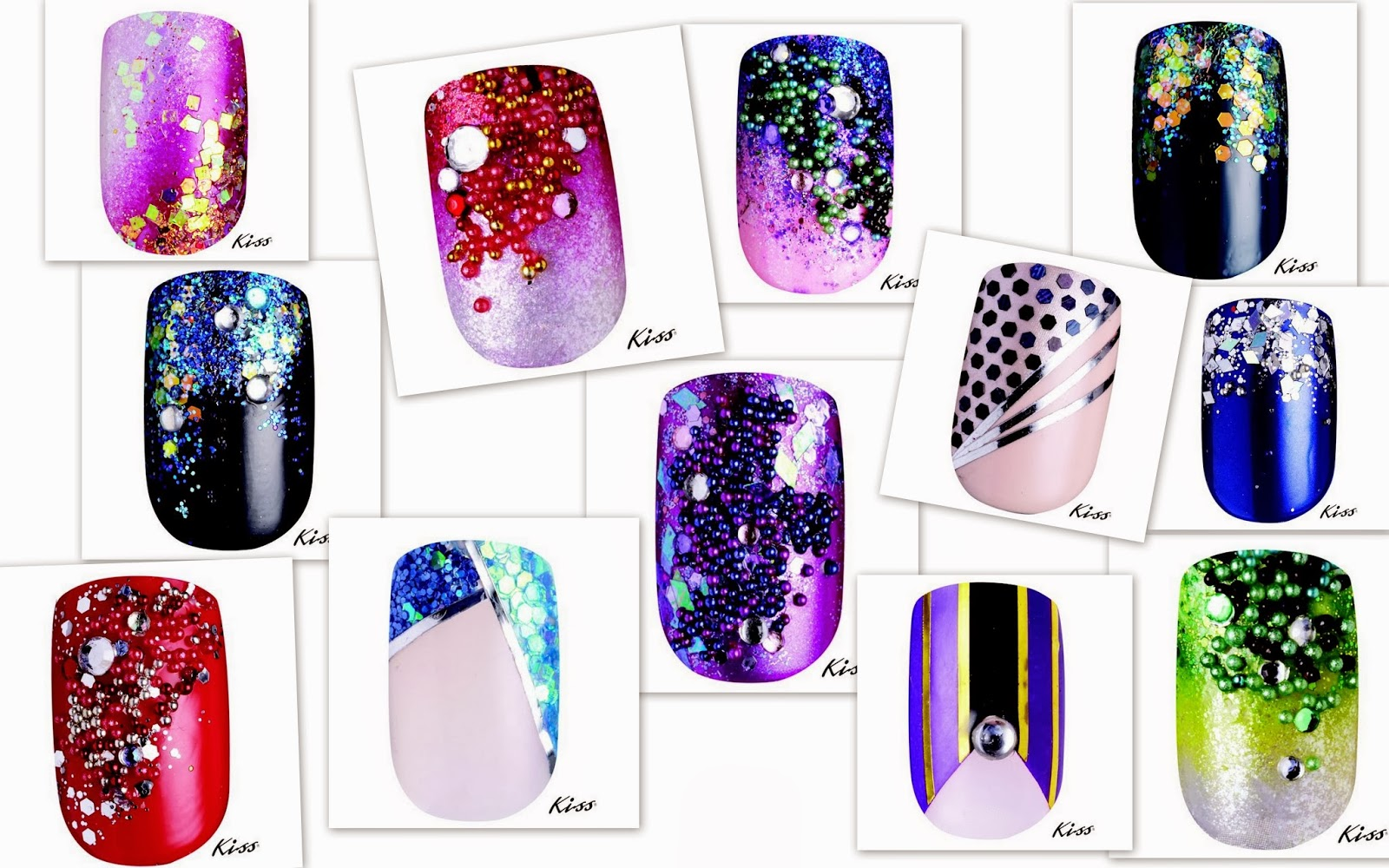 DIY Nail Art with Kiss Disney Villains Series | The Nail Polish Exchange