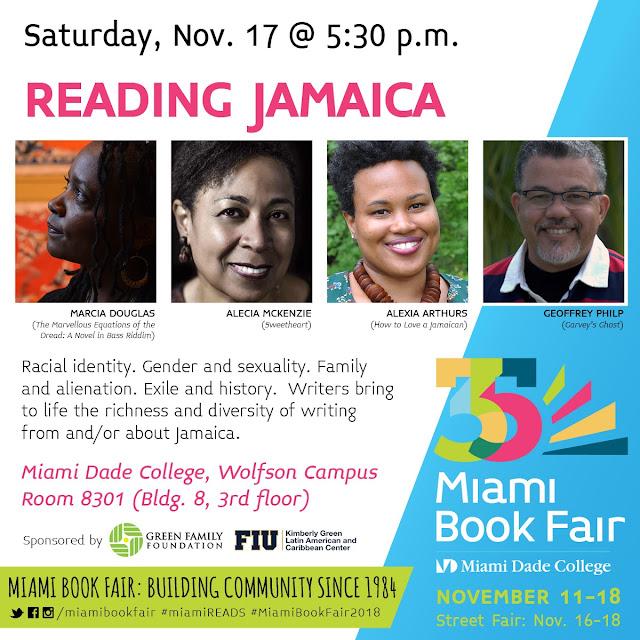 Miami Book Fair International 2018