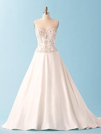The 2013 Alfred Angelo Disney Fairy Tale Wedding Gowns - Jasmine