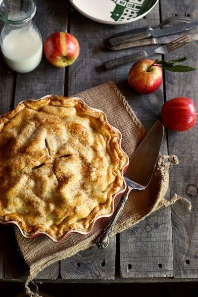 apple pie thanksgiving day