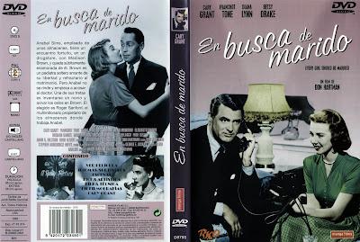 Carátula dvd: En busca de marido (1948)