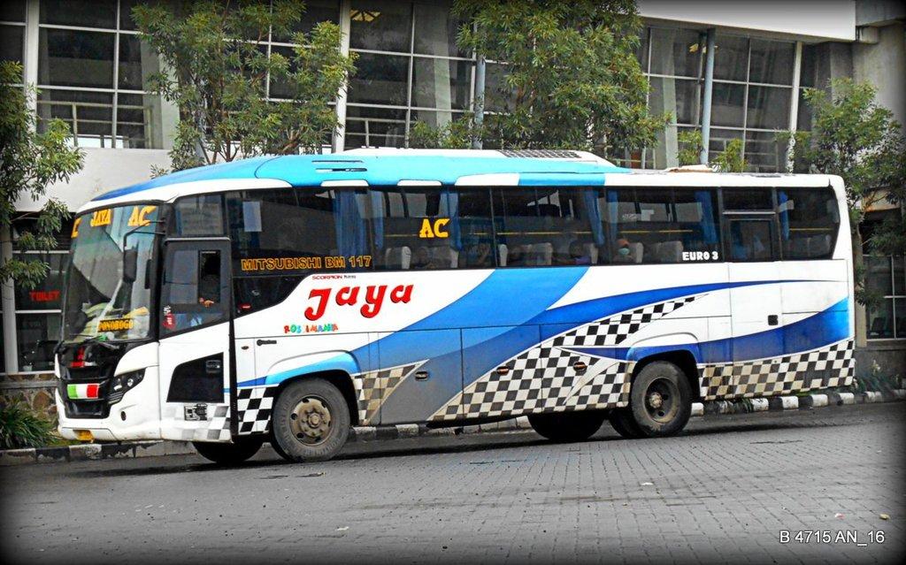 Harga Tiket Tarif Po Jaya Kuning 1 Terbaru 2019