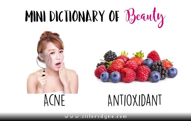 Acne Antioxidant