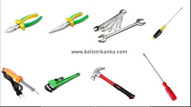 perkakas tangan listrik untuk service elektronik