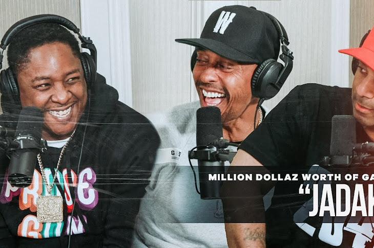 Jadakiss Appears On Million Dollaz Worth Of Game Podcast