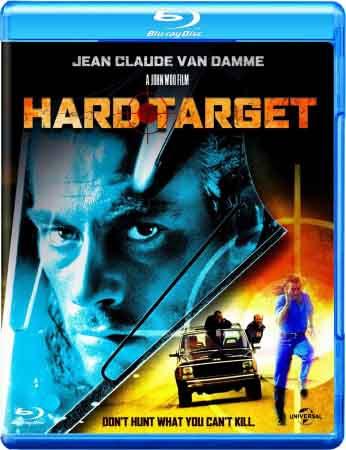 Hard Target 1993 480p 300MB BRRip Dual Audio