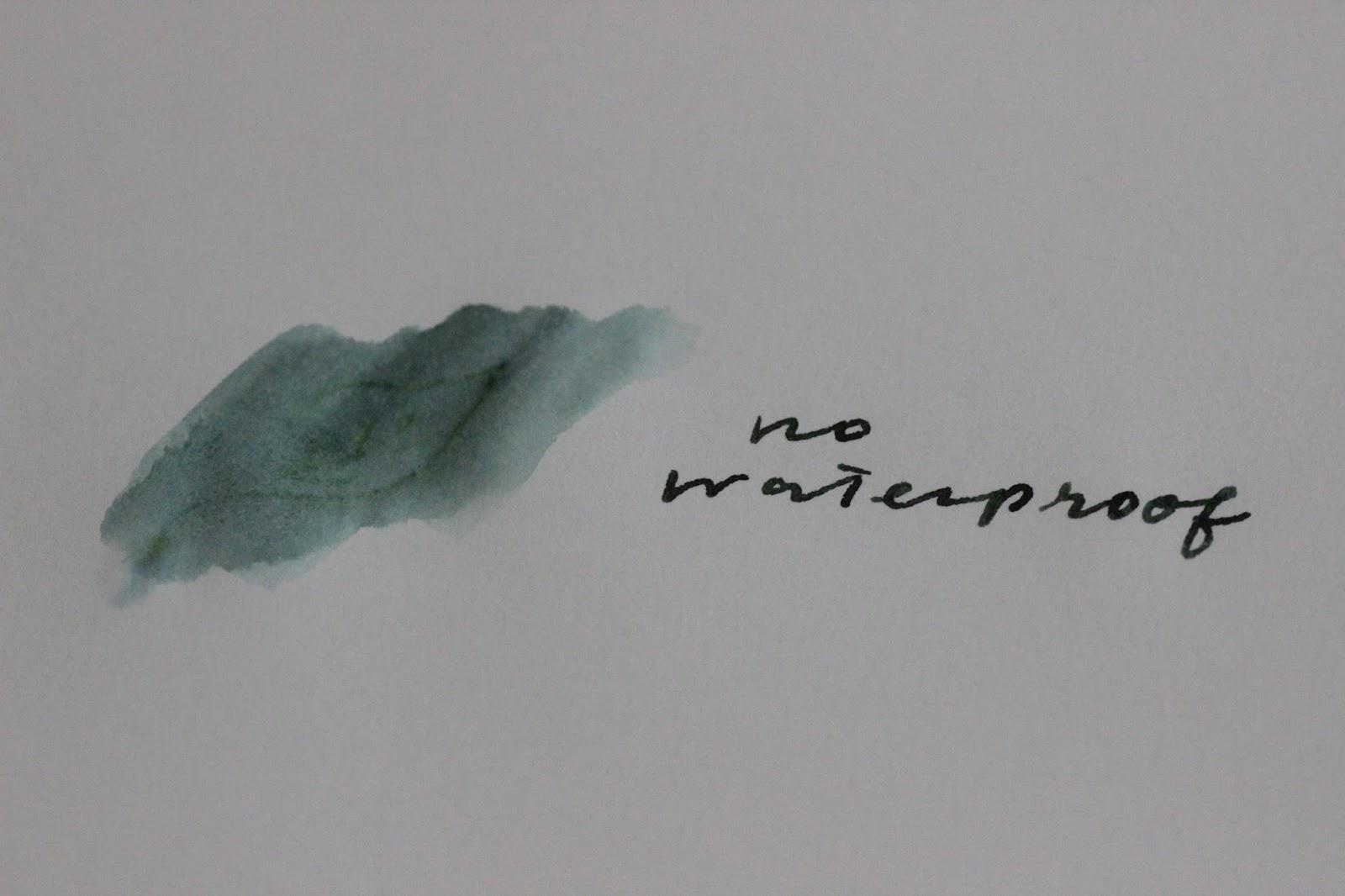 Diamine Evergreen Ink Write To Me Often