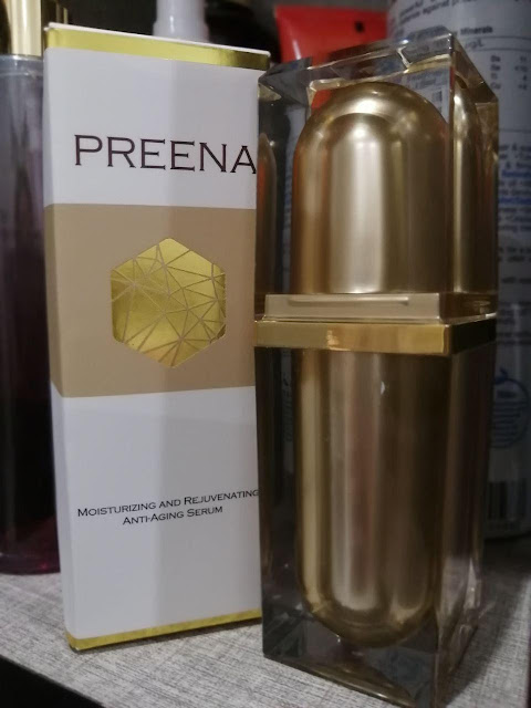 serum anti ageing