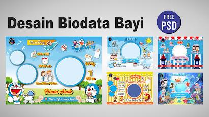 Free Bio Baby Design PSD