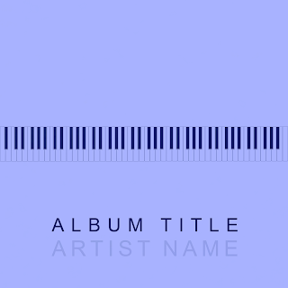 Elegant, blue piano album cover design template for music distribution on itunes, spotify, soundcloud, cdbaby, google play music, apple music, datpiff, youtube, tidal, deezer, iHeartRadio, Pandora, beatport, bandcamp, amazon music/amazon mp3 and top digital music streaming and mp3/aac download services, CD and Vinyl. Cover artwork 397