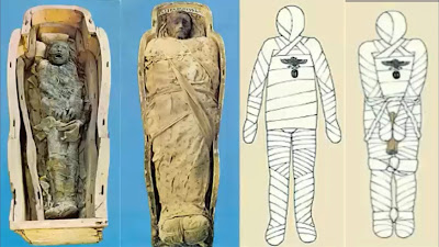 Mummification pictures
