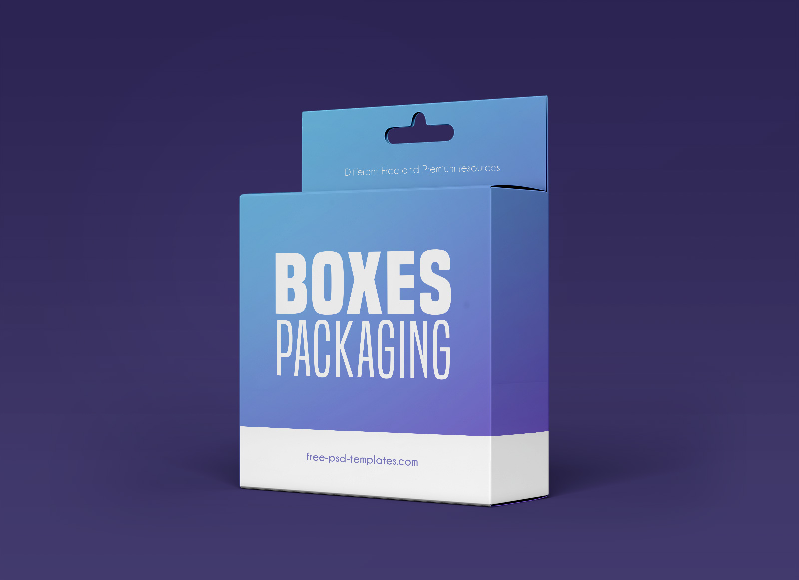 Download 360+ Best Hanging Box Mockup Templates | Free & Premium