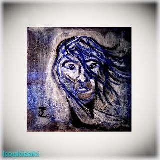 Πίνακας ζωγραφικής Γρηγόρη Σταμούλη