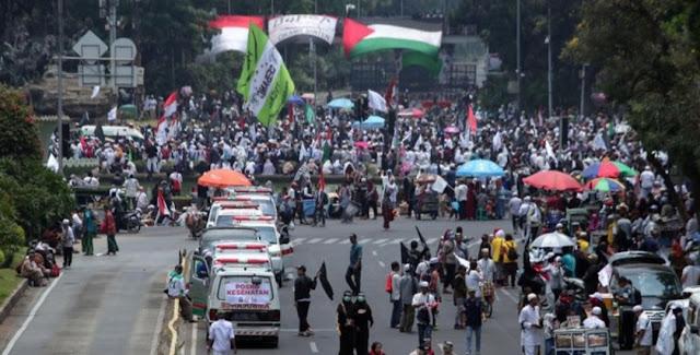 6 Perancang Ricuh yang Ditangkap Polisi, Mujahid 212 Nyatakan Tak Terlibat