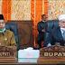 Bupati dan Wabup Pasbari Fokus Tangani Program Pemerintah Pusat