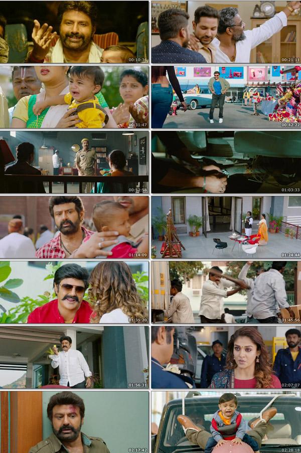 Jai Simha 2018 UNCUT Dual Audio Hindi Full HD Movie DD.1Ch ESubs 7